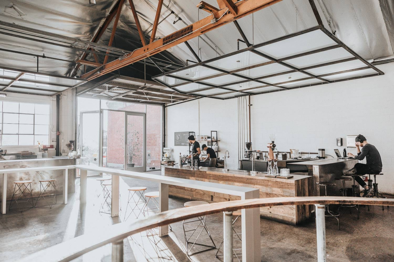 Urban kafe