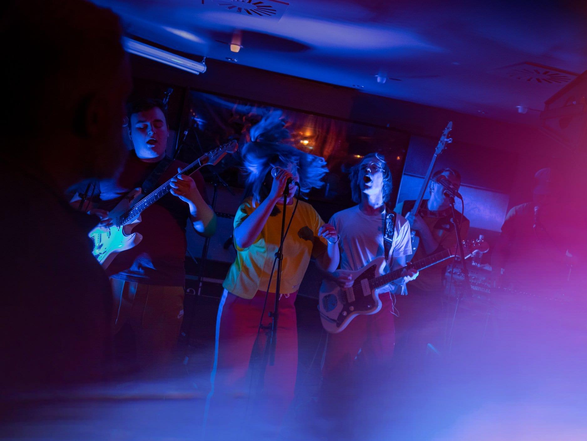 Musikkfestivalen 100 Dagar går av stabelen januar kvart år!