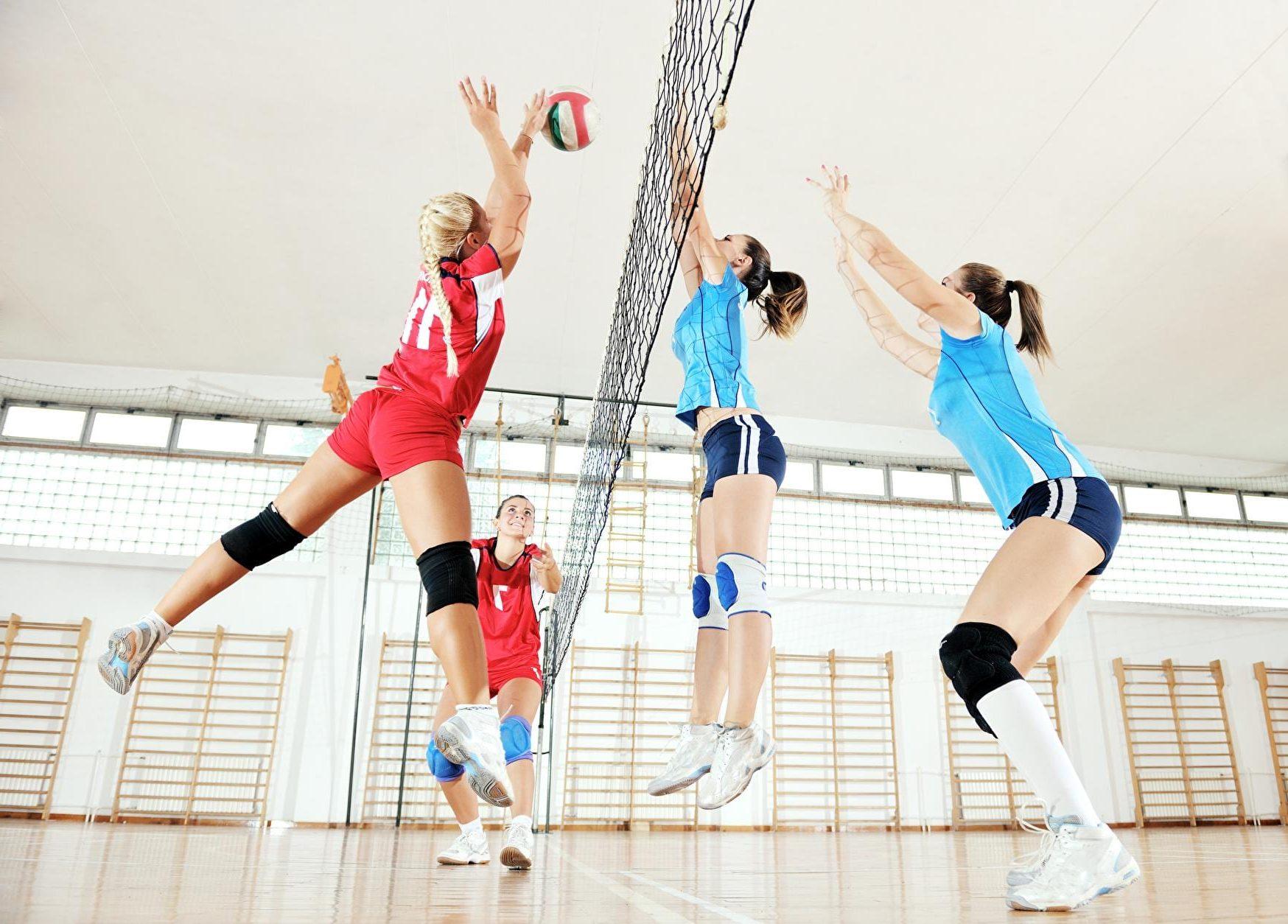 Volleyball Stord folkehøgskule