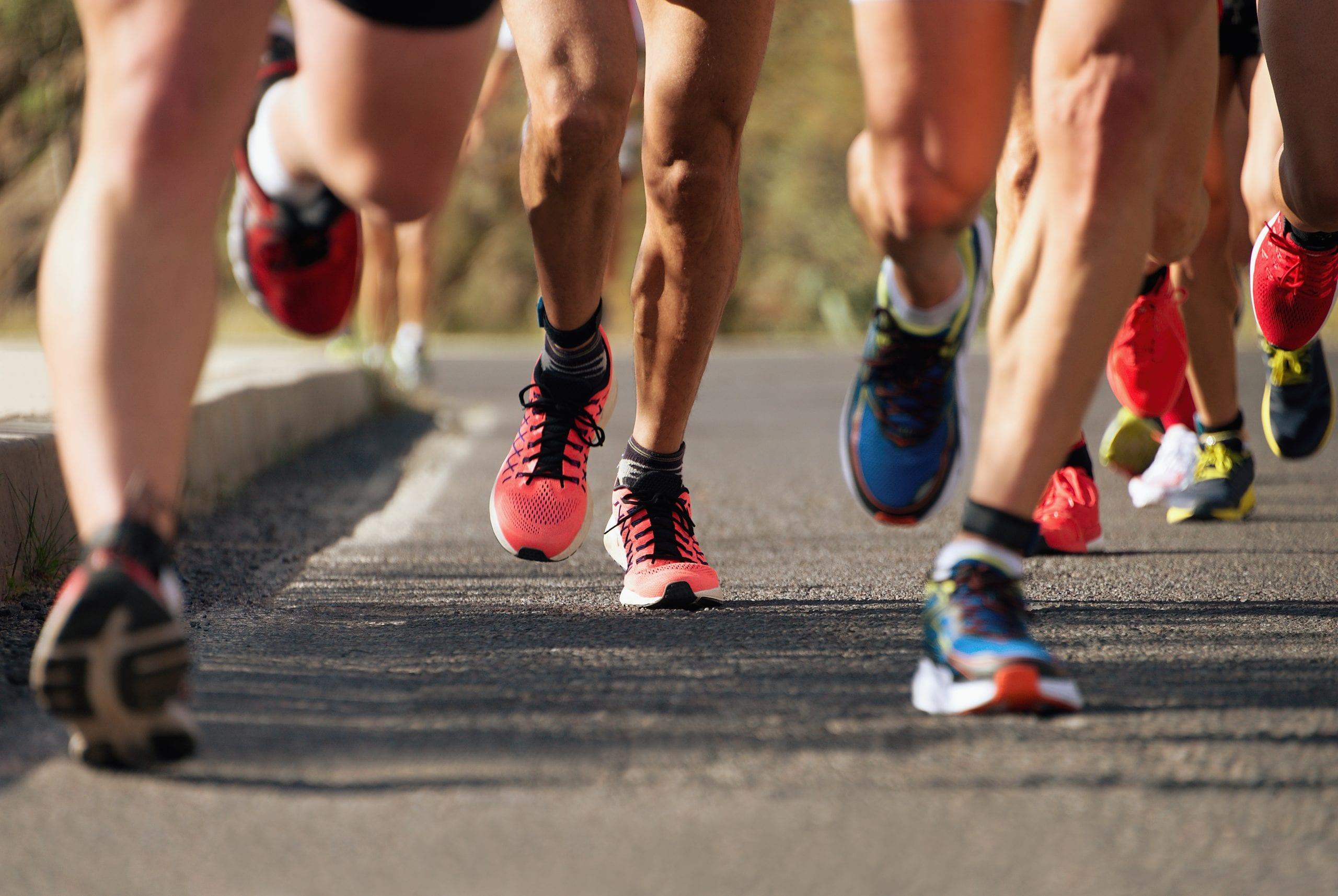 Marathon-trening valfag Stord folkehøgskule