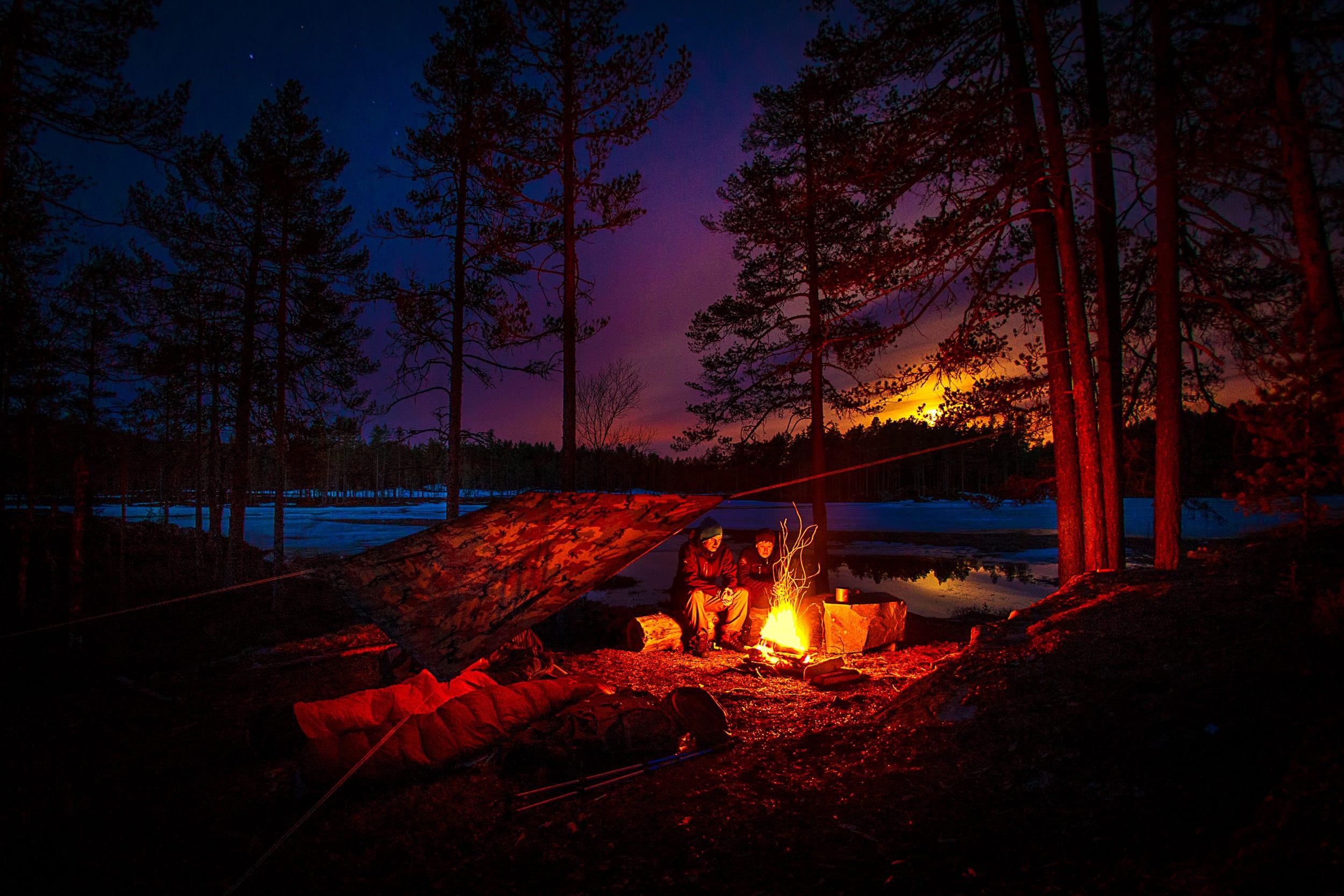Kveld rundt bålet, Stord folkehøgskule