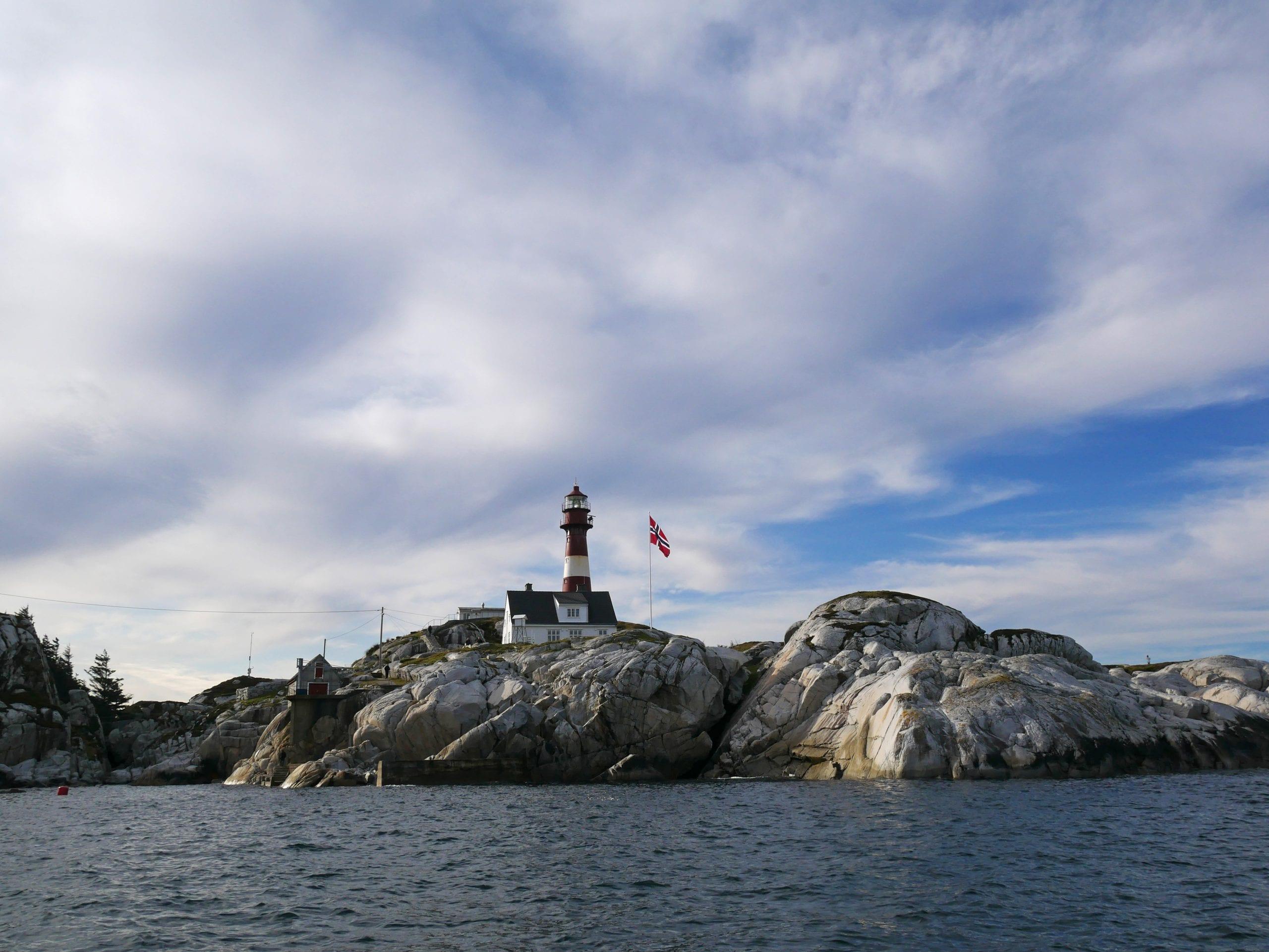 Slåtterøy Fyr, øye til øy, Stord folkehøgskule