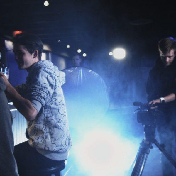 Action, scene, Go! Film- og TV-skaper Stord folkehøgskule