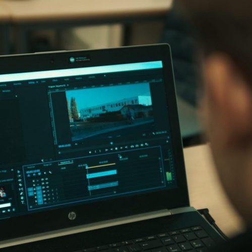 Film-redigering Stord folkehøgskule